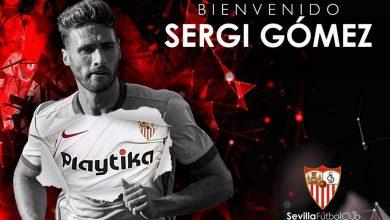 Di82sn XoAAWMrZ 390x220 - Transfer News: Sevilla sign Spanish defender Sergi Gómez from Celta Vigo
