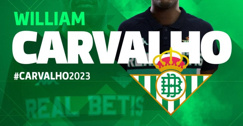 Photo of Transfer News: Real Betis complete the signing of William Carvalho
