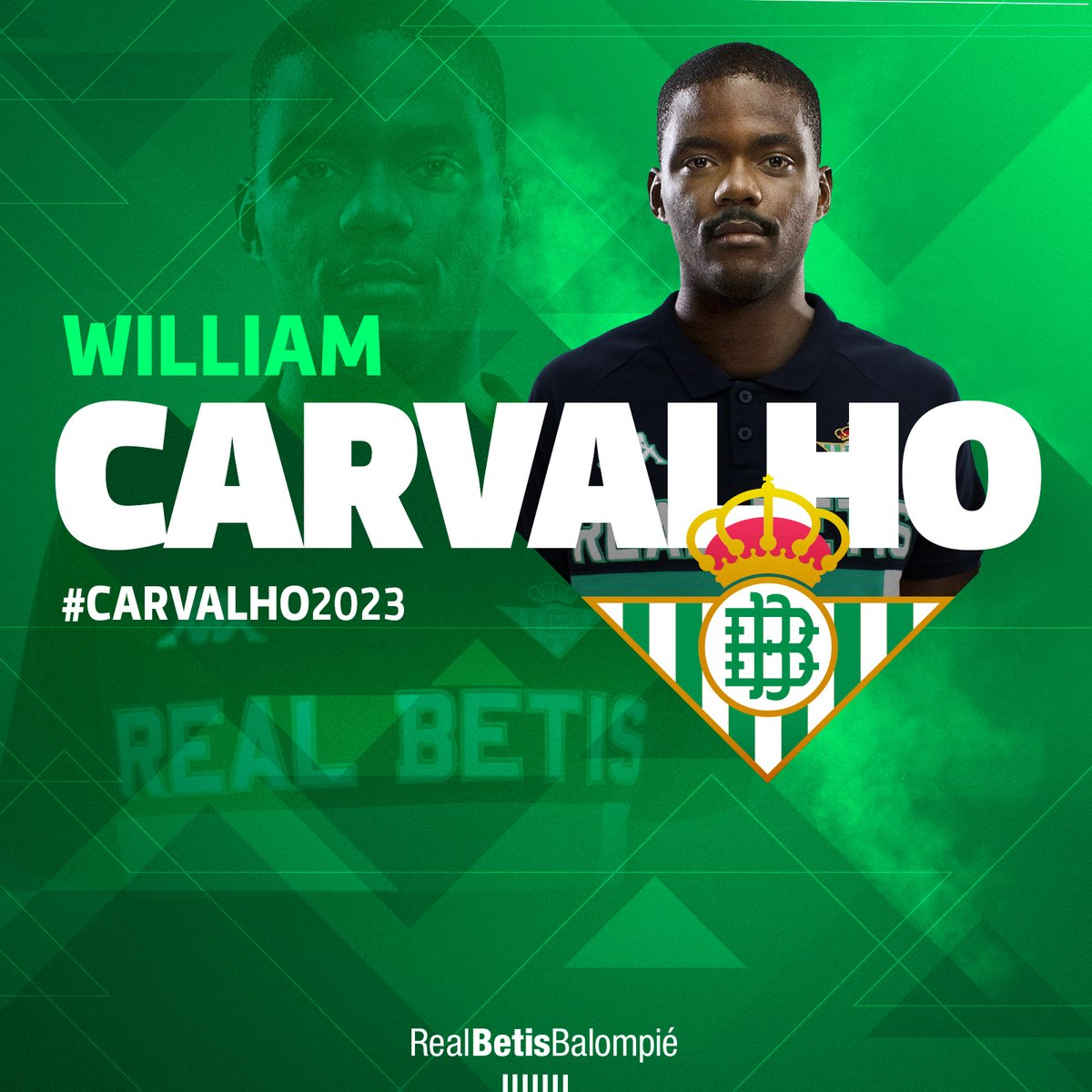 Transfer News: Real Betis complete the signing of William Carvalho - OkayNG News