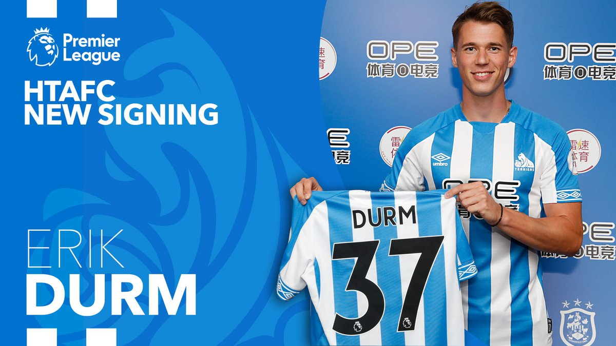Transfer News: Huddersfield sign Erik Durm from Borussia Dortmund - OkayNG News
