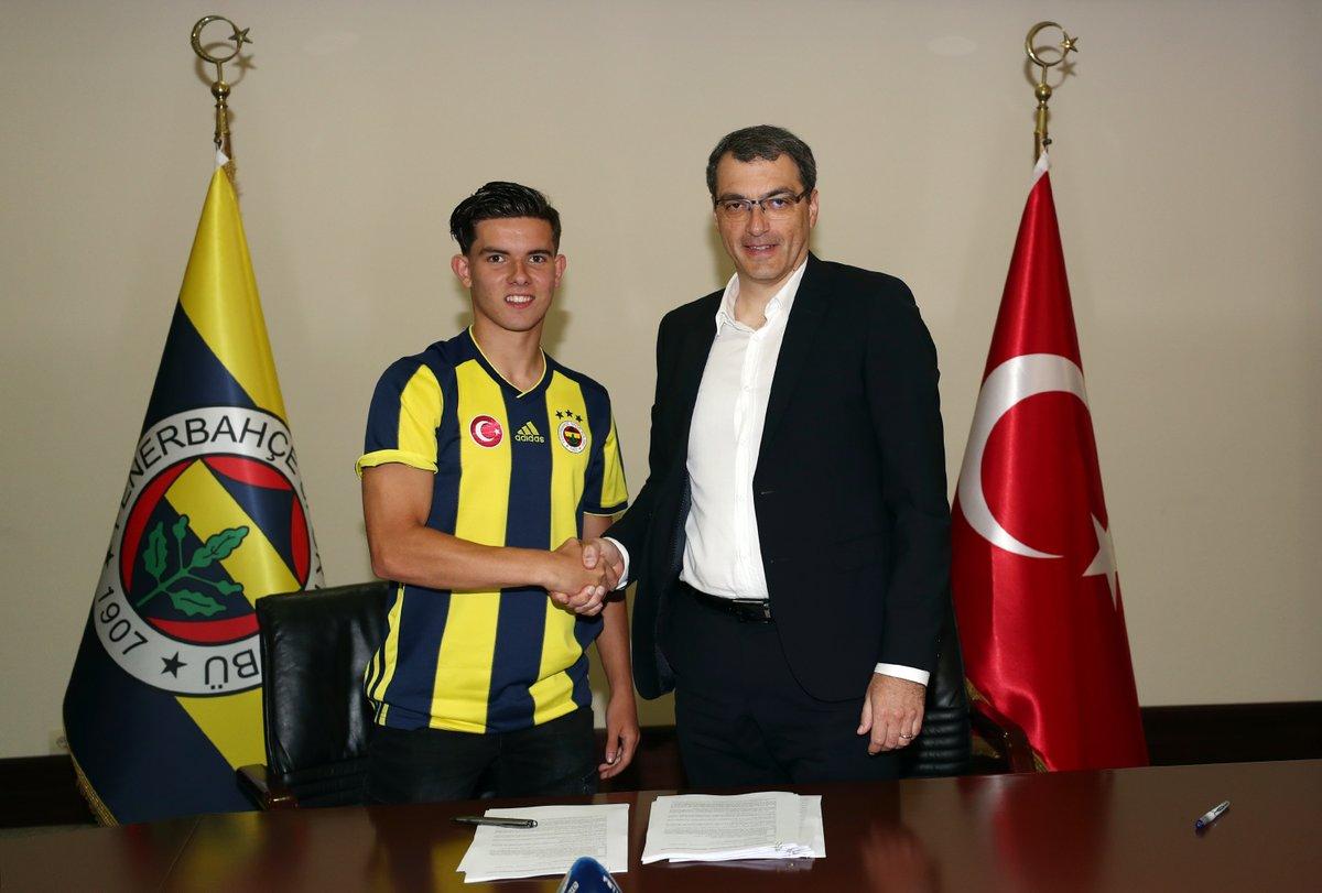 DiExgRCXkAE8wrc - Transfer News: Fenerbahçe sign NEC Nijmegen midfielder Ferdi Kadioglu