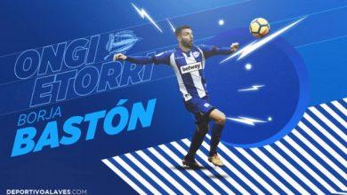 DiO tvYXUAAFBCp 390x220 - Transfer News: Alaves sign Swansea striker Borja Baston