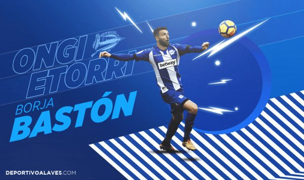 Photo of Transfer News: Alaves sign Swansea striker Borja Baston