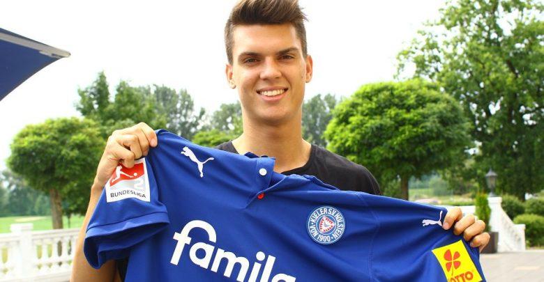 Photo of Transfer News: Holstein Kiel sign Austrian winger Mathias Honsak from RB Salzburg