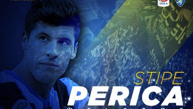 DiZz dJVMAASl4L 390x220 - Transfer News: Frosinone sign Croatian striker Stipe Perica from Udinese