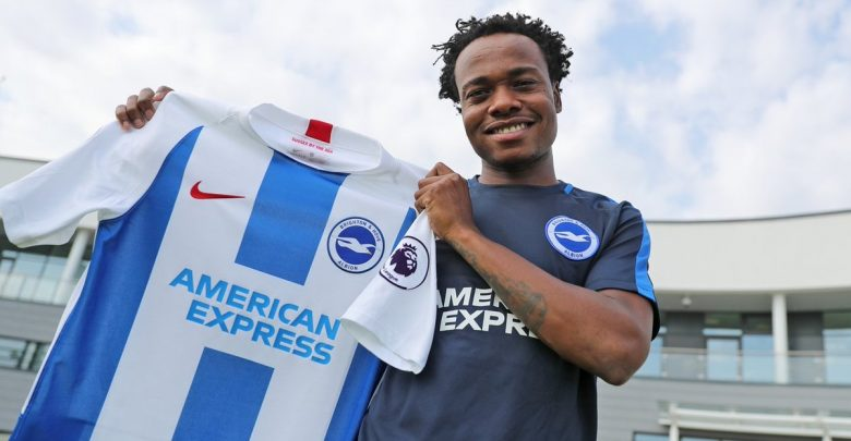 Photo of Transfer News: South African striker Percy Tau joins Brighton from Mamelodi Sundowns