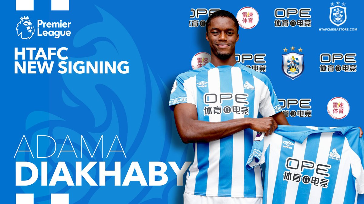 DijOes3WAAAmXUs - Transfer News: Huddersfield sign French striker Adama Diakhaby from AS Monaco