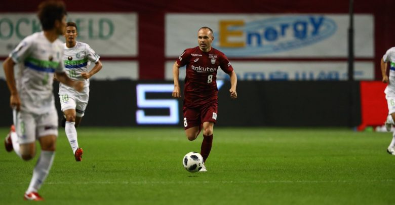 Photo of Andres Iniesta suffers 3-0 defeat in Japanese debut