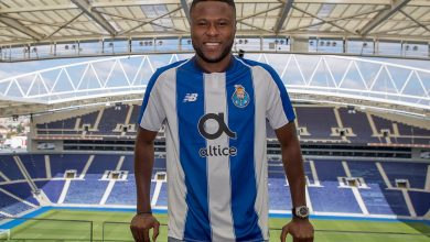 DizzRgJVMAAzM7t 390x220 - Transfer News: FC Porto sign Congolese defender Chancel Mbemba from Newcastle United