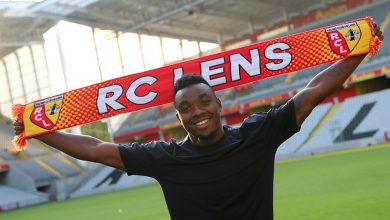 DjDIIbwXcAYRcCQ 390x220 - Manchester City striker Thierry Ambrose joins French outfit RC Lens on a loan deal