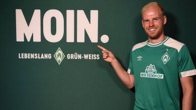 DjGmUftWsAAKG6y 390x220 - Werder Bremen sign Netherlands international Davy Klaassen from Everton