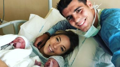 DjS3WqyXsAIZXpv 390x220 - Alvaro Morata Becomes A Father As His Wife Alice Campello Gives Birth To Twins
