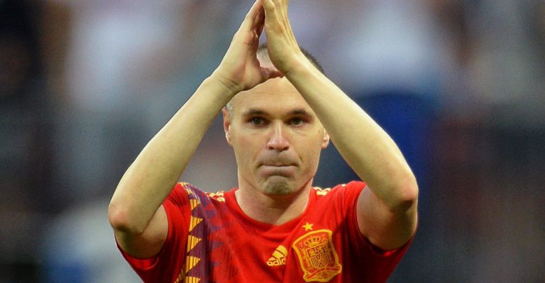 Photo of Iniesta Retires From International Football After Spain's World Cup Exit