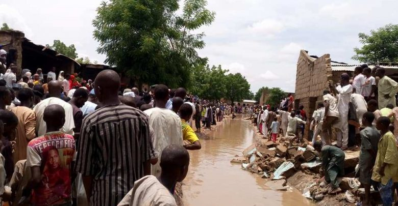 Photo of Corpse of Missing Bride In Katsina Flood Found In Niger Republic