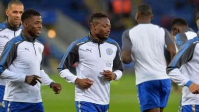 Kelechi Iheanacho and Ahmed Musa 390x220 - Ndidi, Iheanacho, Musa resume preseason with Leicester City