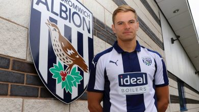 Large 390x220 - West Bromwich Albion sign defender Conor Townsend from Scunthorpe United