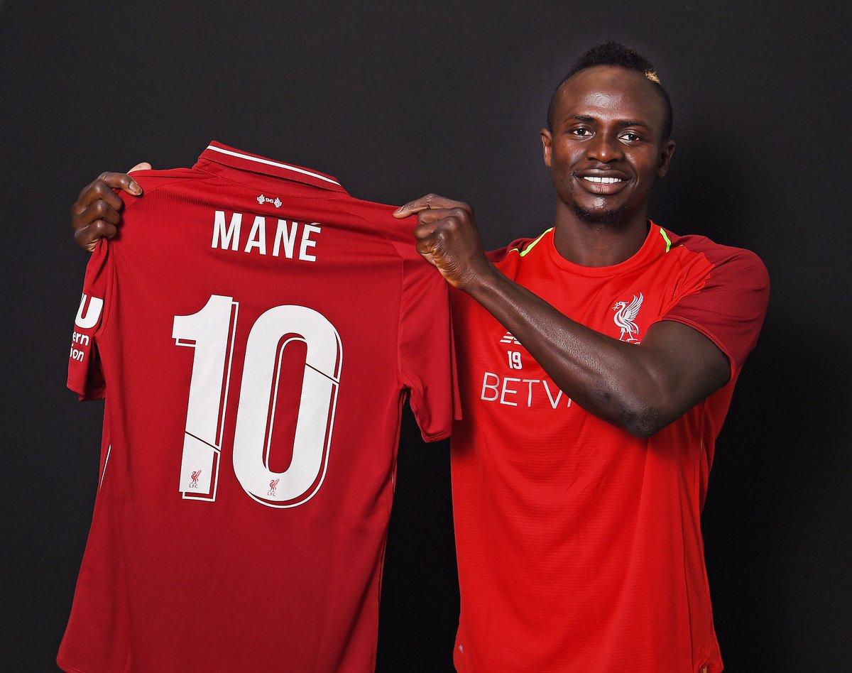 Mane Number 10