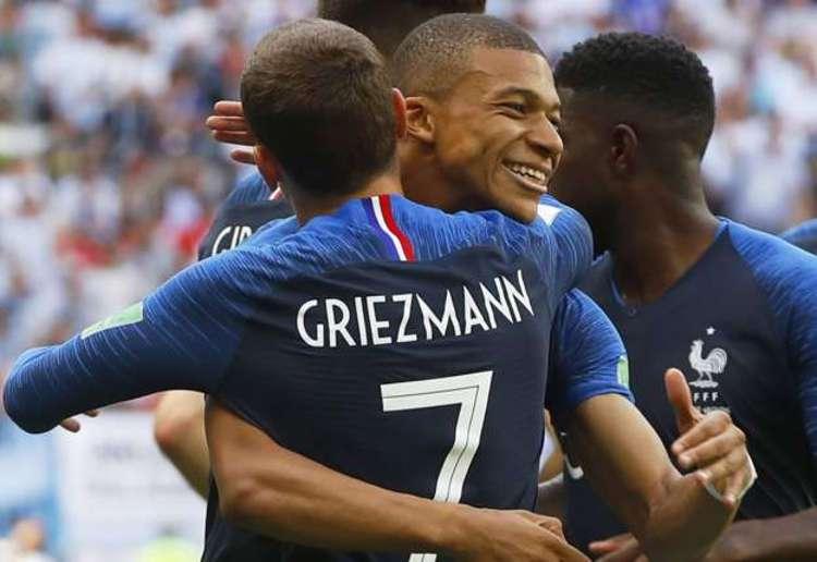 France 1-0 Belgium