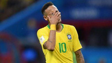Neymar Sad