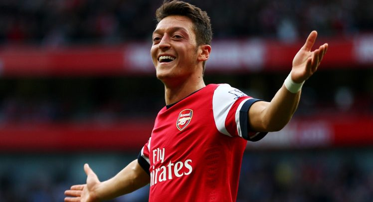 Photo of Arsenal: Ozil Takes Number 10 Shirt After Wilshere Exit