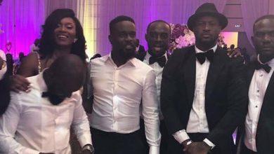 Photos from Sarkodie's White Wedding in Ghana gistreel5 390x220 - Photos from Sarkodie and Tracy's White wedding