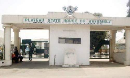 Photo of Plateau State House of Assembly Impeaches Speaker, Peter Azi