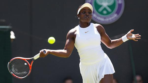 Photo of Sloane Stephens Out of 2018 Wimbledon On First Day