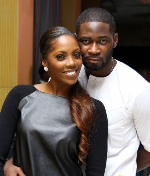 Tiwa Savage and Tunji Tee Billz Balogun - Tee Billz Celebrate His Son Jamil Balogun As He Turns Three Today