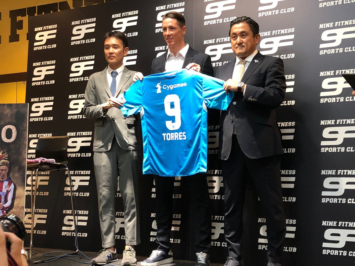 Torres and Sagan Tosu