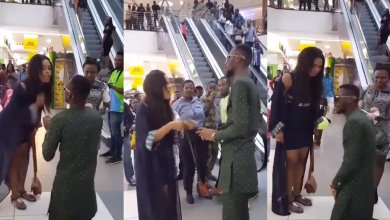 UCScreenshot20180708200825 390x220 - VIDEO: Nigerian Man Proposed To His Girlfriend In Public And Received A Dirty Slap