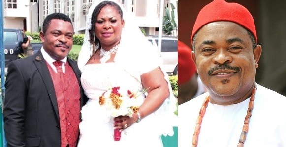 Photo of Why I Delayed My White Wedding 15 Years After My Traditional Wedding – Actor, Victor Osuagwu