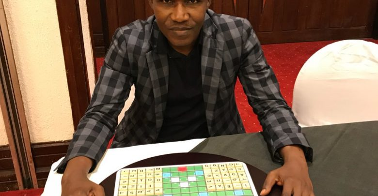 Photo of Nigeria's Wellington Jighere Ranked Fifth Best Scrabble Player In the World