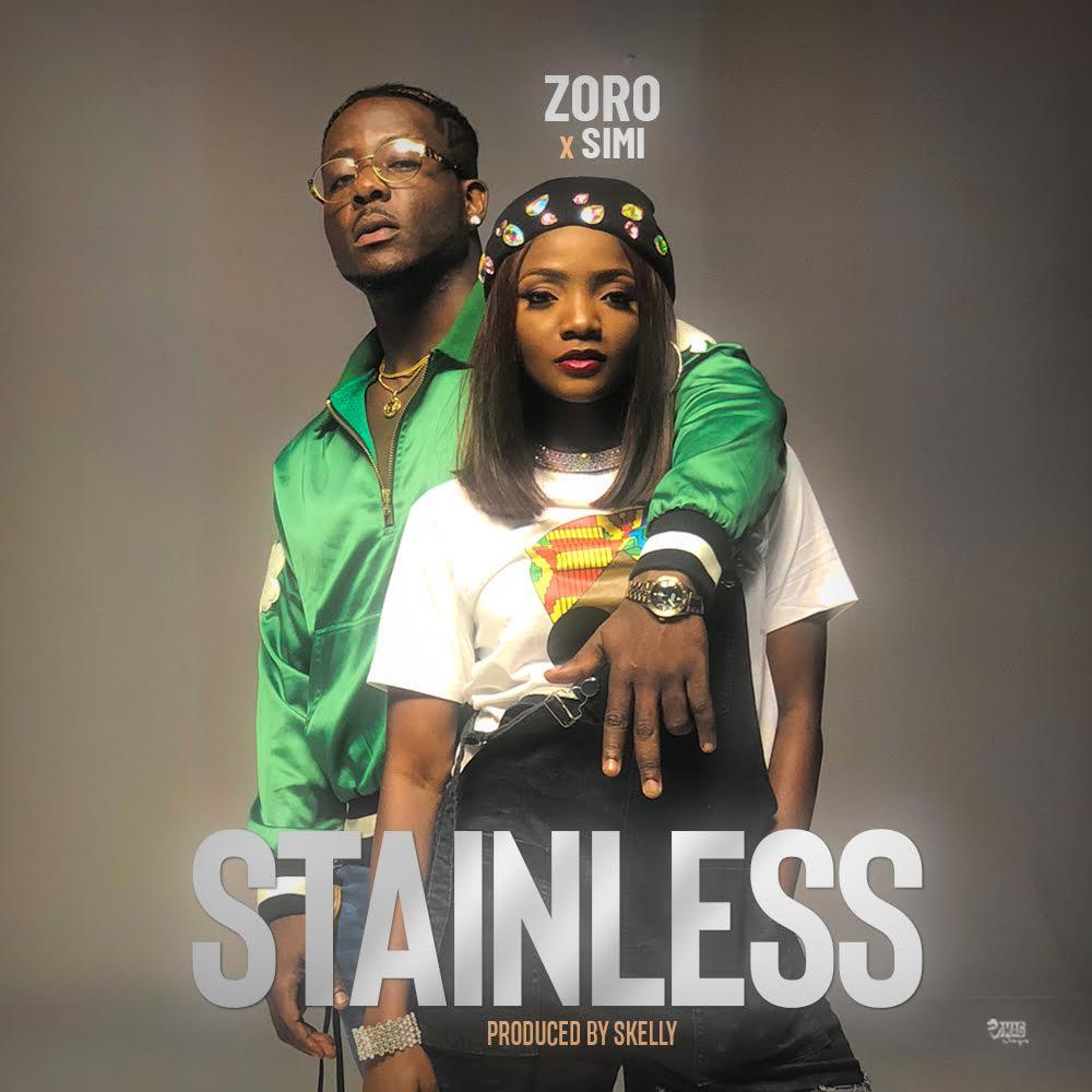 Zoro x Simi – Stainless