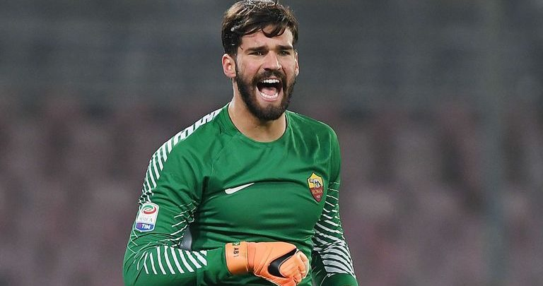 Photo of Liverpool Complete Signing of Roma Goalkeeper Alisson Becker