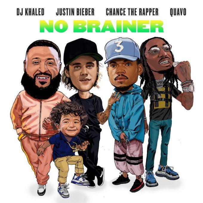 DJ Khaled - No Brainer ft. Justin Bieber, Chance The Rapper & Quavo
