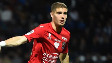 fbl fra ligue1 angers nice 5b472b77f7b09dc41400000e 390x220 - Transfer News: Fulham sign French defender Maxime Le Marchand from Nice