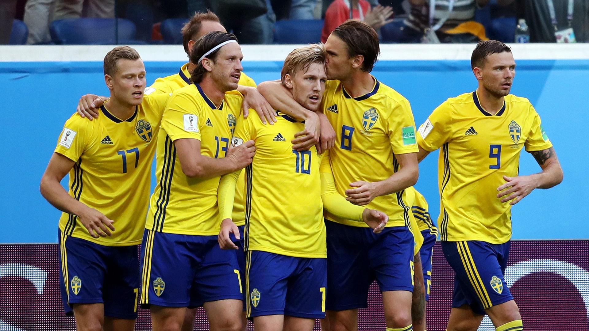 Sweden 1-0 Switzerland (2018 World Cup) Highlights
