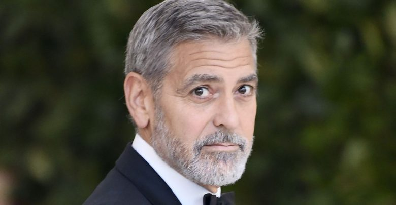 Photo of George Clooney Involved In Italian Scooter Crash