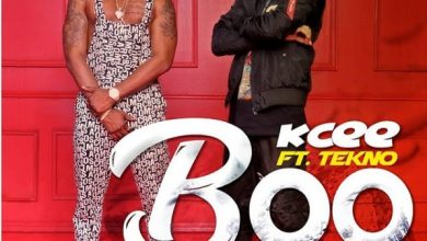 Kcee – Boo ft. Tekno