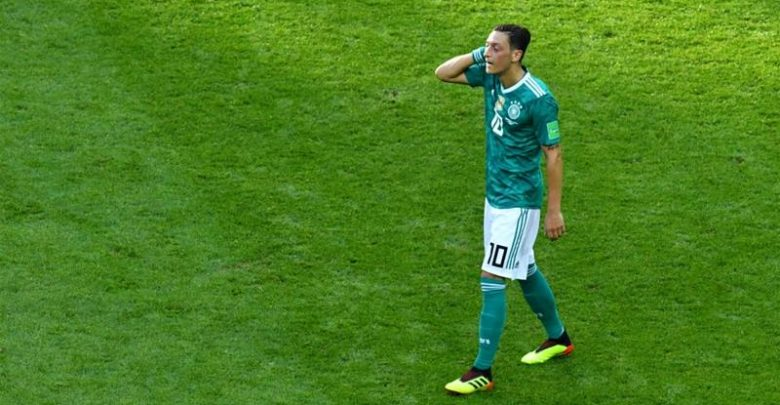 Photo of German Football Association Reject's Ozil's Accusations of Racism