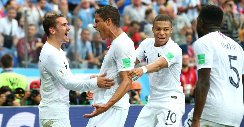 Photo of VIDEO: Uruguay 0-2 France (2018 World Cup) Highlights