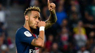 102945810 neymar getty 390x220 - VIDEO: PSG 3 – 0 Caen (French Ligue 1) Highlights