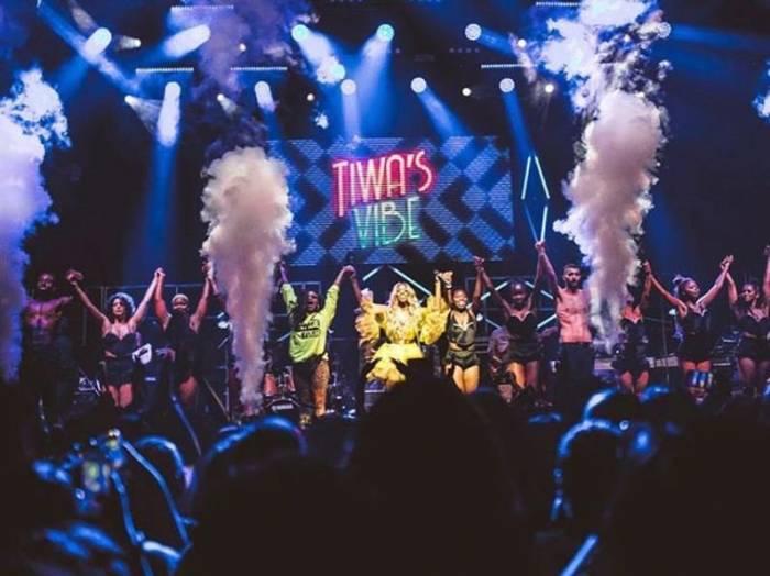 PHOTOS: Tiwa Savage Thrill Fans In London at IndigO2 - OkayNG News