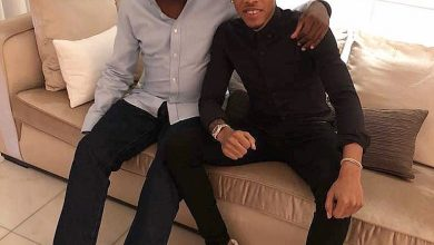38751217 281932729283592 2644902837254881280 n 390x220 - Femi Otedola pictured with musician, Tekno