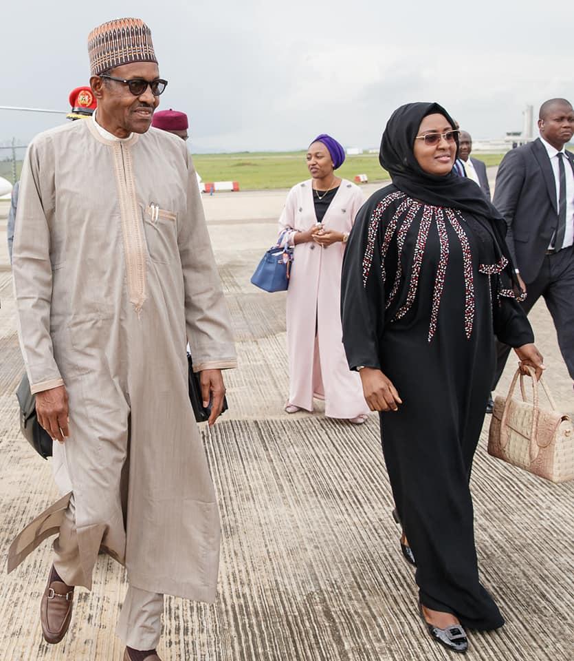 40295208 1851190168306648 8860458780790358016 n - PHOTOS: President Buhari Departs Abuja for China Ahead of FOCAC Summit