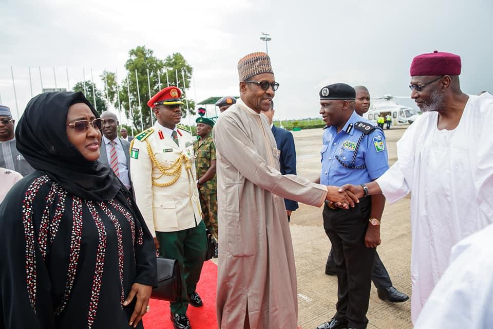 40427446 1851190241639974 1166384676596613120 n - PHOTOS: President Buhari Departs Abuja for China Ahead of FOCAC Summit