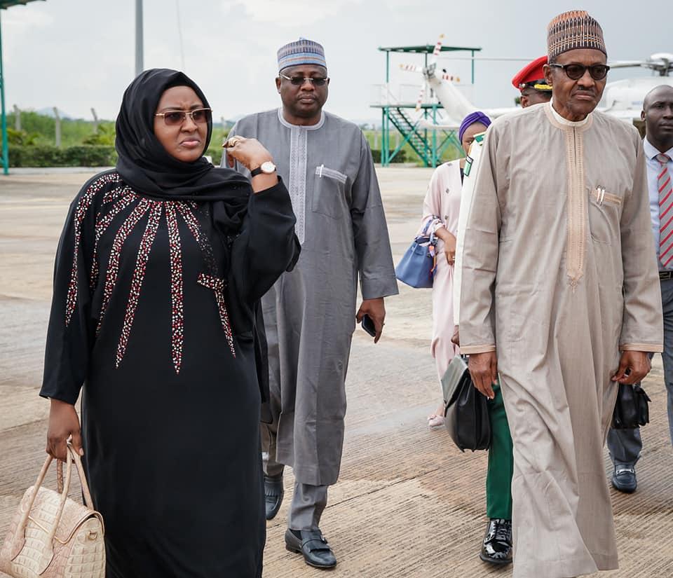 40441121 1851190098306655 5088082137337298944 n - PHOTOS: President Buhari Departs Abuja for China Ahead of FOCAC Summit