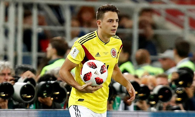 Photo of Atletico Madrid sign Colombia right-back Santiago Arias from PSV