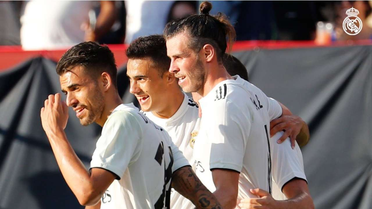 VIDEO: Real Madrid 3 – 1 Juventus (International Champions Cup) Highlights - OkayNG News