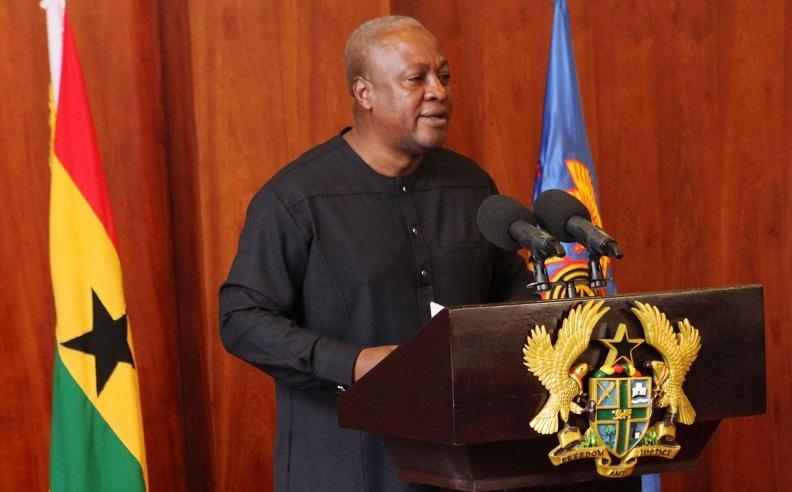 Photo of Ghana's Ex-President John Mahama Declares Intention To Run For President in 2020